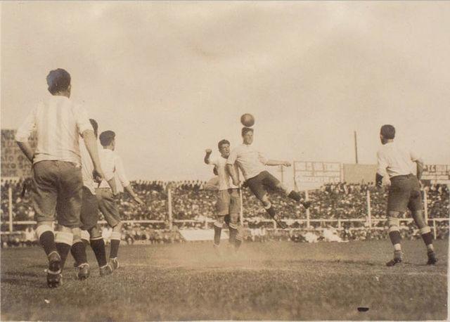 Argentina vs Uruguay, Campeonato Sudamericano 1927