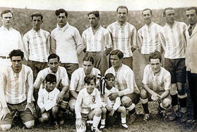 Argentina vs Paraguay, Campeonato Sudamericano 1929