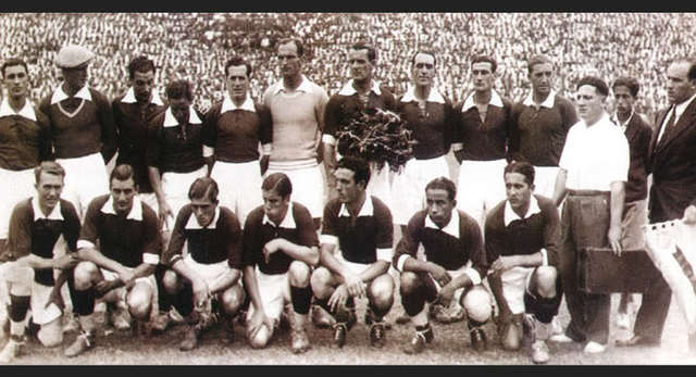 Argentina vs Uruguay, Campeonato Sudamericano 1935