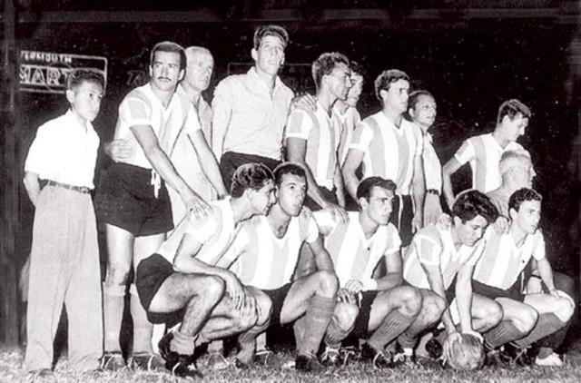 Argentina vs Brasil, Campeonato Sudamericano 1937