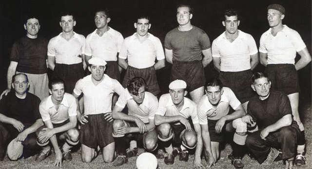 Argentina vs Uruguay, Campeonato Sudamericano 1942