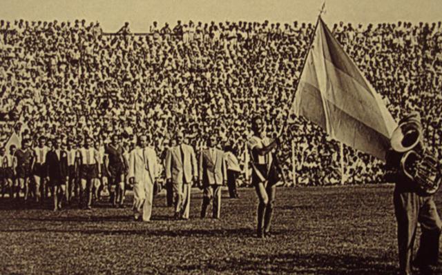Argentina vs Paraguay, Campeonato Sudamericano 1947