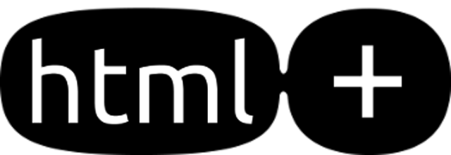 HTML+