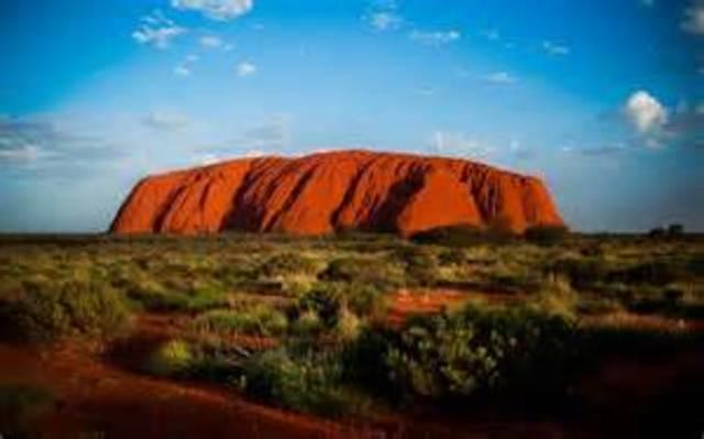 Uluru Discovered