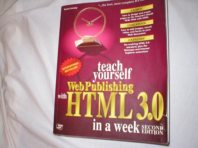Propuesta de HTML 3.0