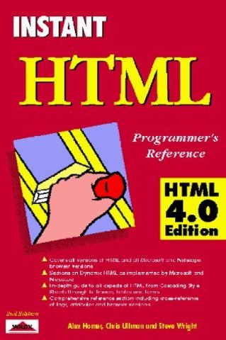 HTML 4.0 se muestra