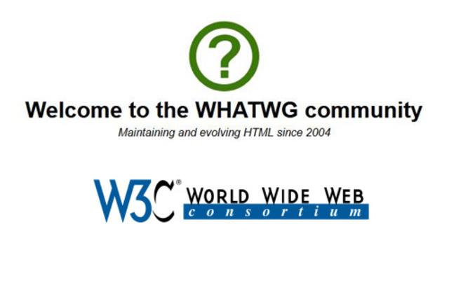 W3C y WHATWG