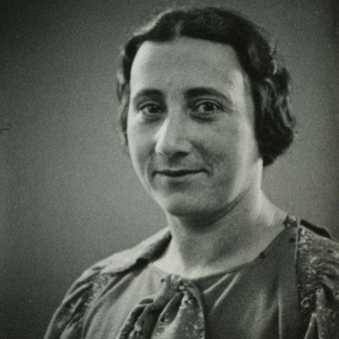 Edith Hollander-Frank's birth date