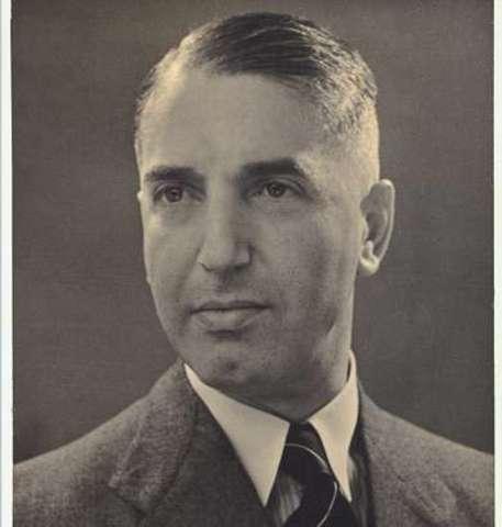 Dr. Friedrich Pfeffer's birth date