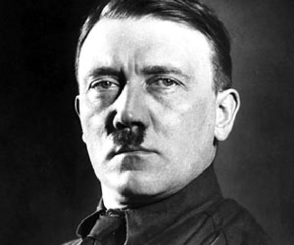 Adolf Hitler's birth date
