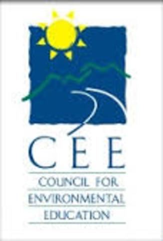 """Creación del organismo """"Council for environmental education"""""""