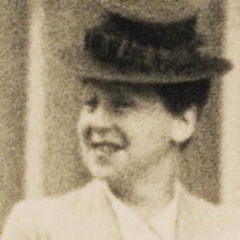 Auguste van Pels' birth date