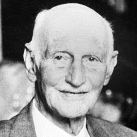Otto Frank dies