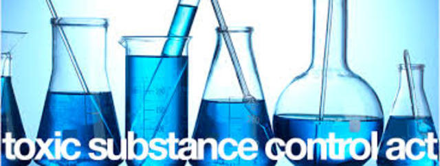 oToxic Substances Control Act