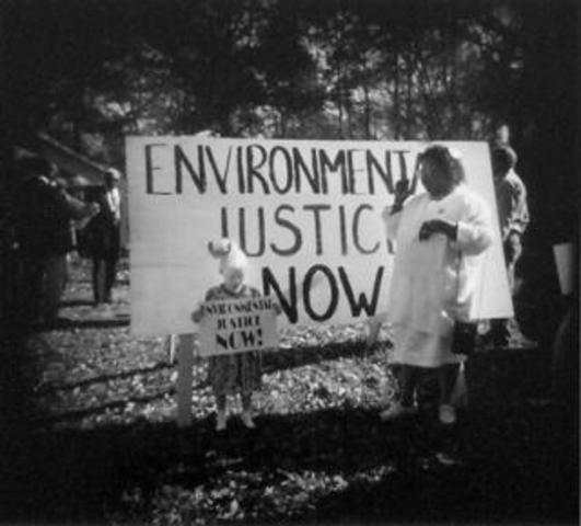 oExecutive Order 12898 on Environmental Justice