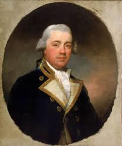 Captain James Stirling