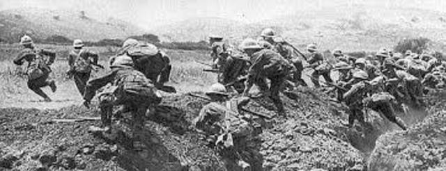 World War 1 (WW1)