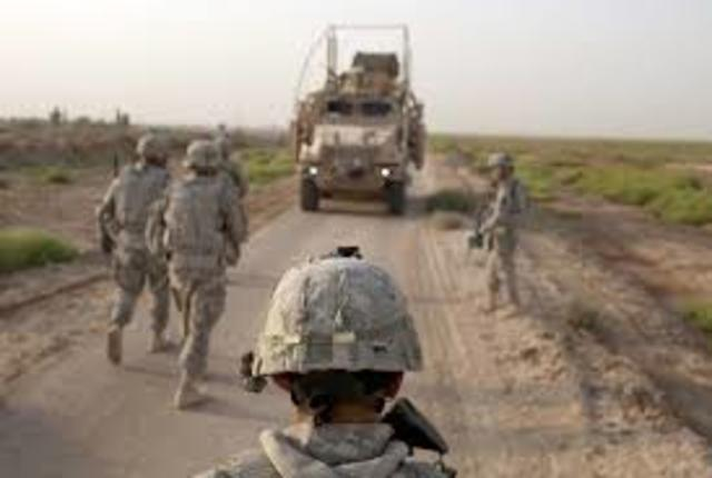The Afganistan War