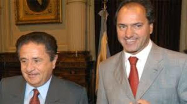 "(con Kirchner) ""no hay pelea"""