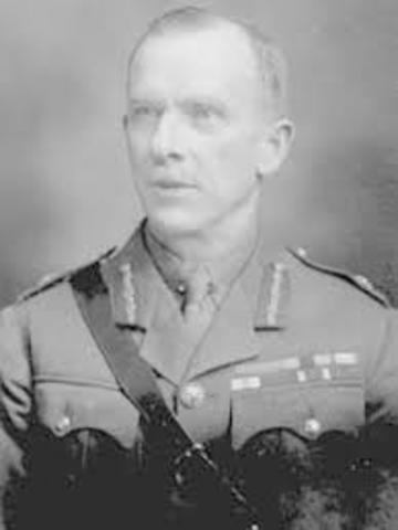 Lieutenant General SIr John Talbot Hobbs