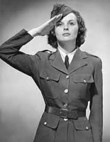 World War One Women