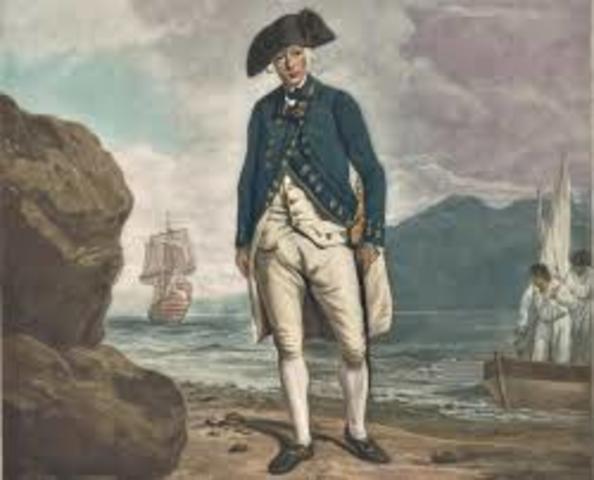 Captain Arther Phillip Perspective