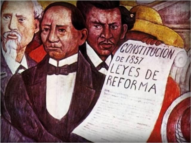 Proclamación de las Leyes de Reforma