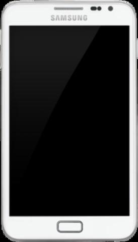 Samsung Galaxy Note - First Version