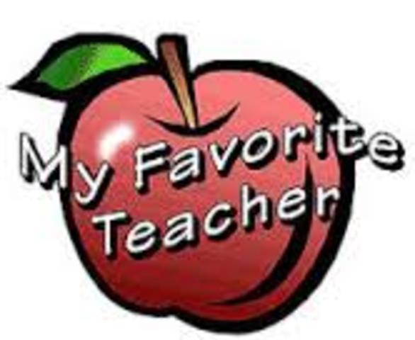 Mi profesor favorito