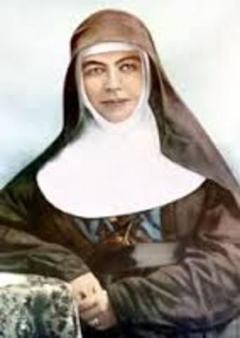 First Australian Saint