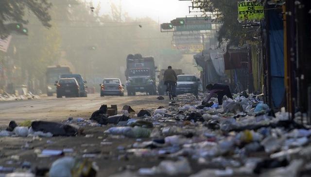 Problemas ambientales en MÉXICO