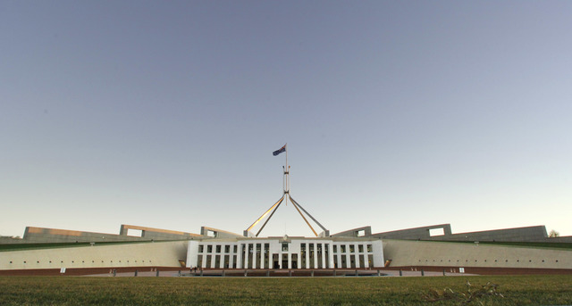 New Parliment House