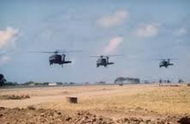 Invasion of Sidra Gulf