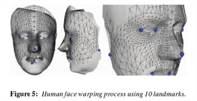 Computer Animation Face Motion: