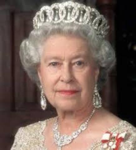 Queen Elizabeth ||