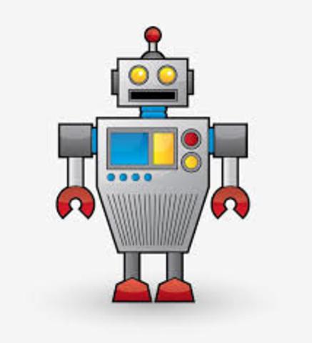 Una feria de robótica