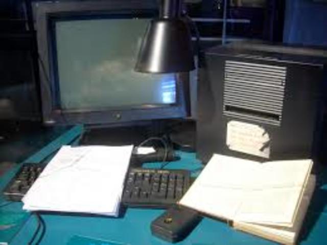 El primer servidor Web.