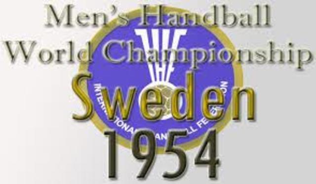 Primer Campeonato Mundial Masculino de Handball
