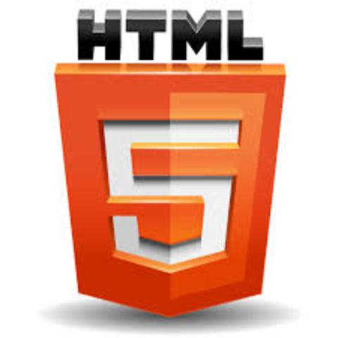 Aparece HTML5.