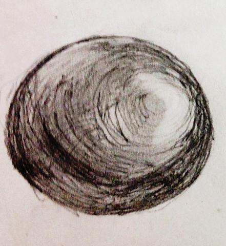 3d rendering sphere