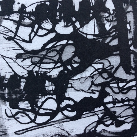 Abstract Expresionism Based Artwork