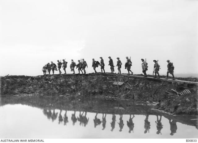 Australia joins WW1