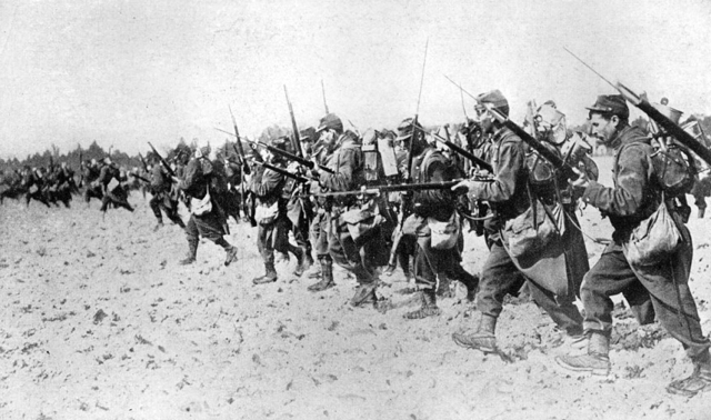 German Army Final Attack