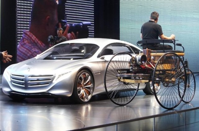 Mercedes-Benz Today