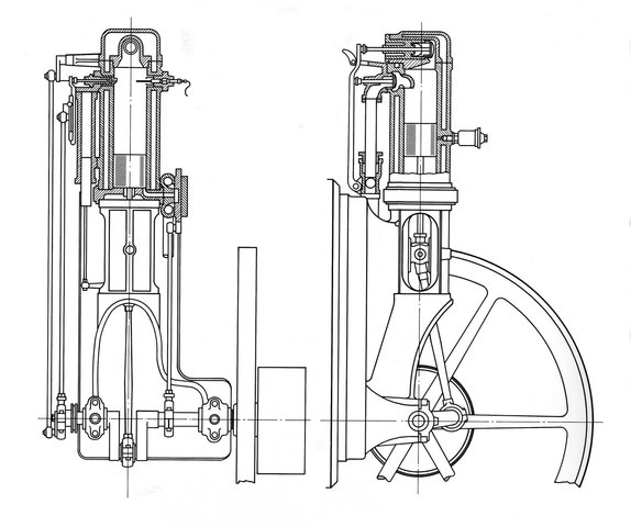 The Combustion Engine and Patents that Would Change The World