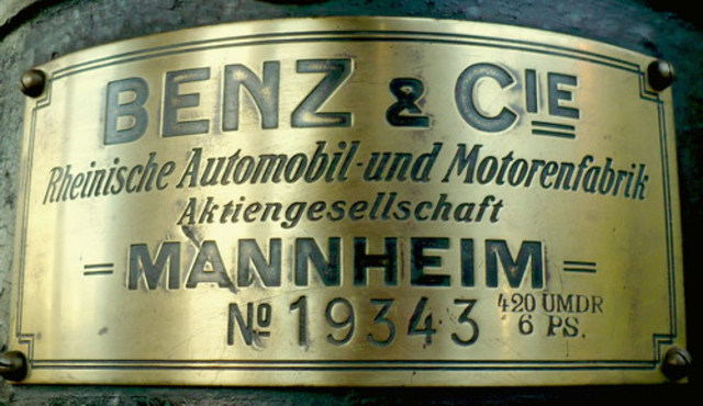 The Partnership and Benz & Cie