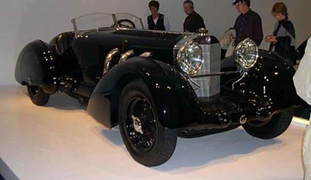 First Mercedes-Benz Car