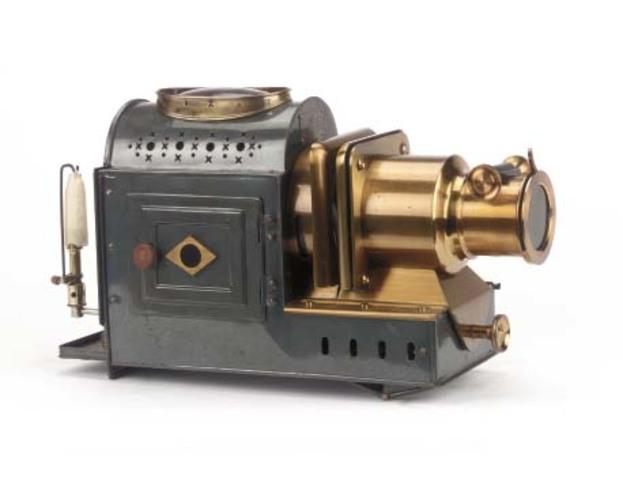 Image Projection: The Magic Lantern