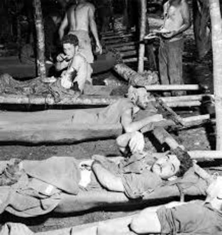 Injured Australian soldier Perspective