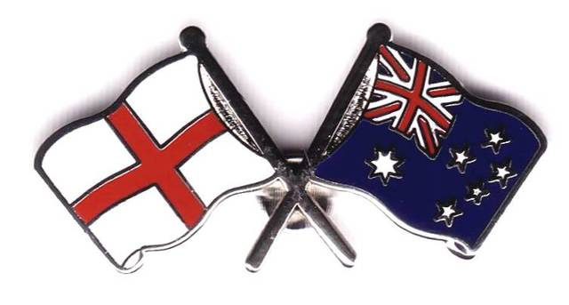 Why did England colonise Australia?